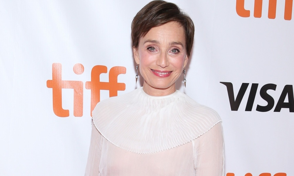 Kristin Scott Thomas en septembre 2017