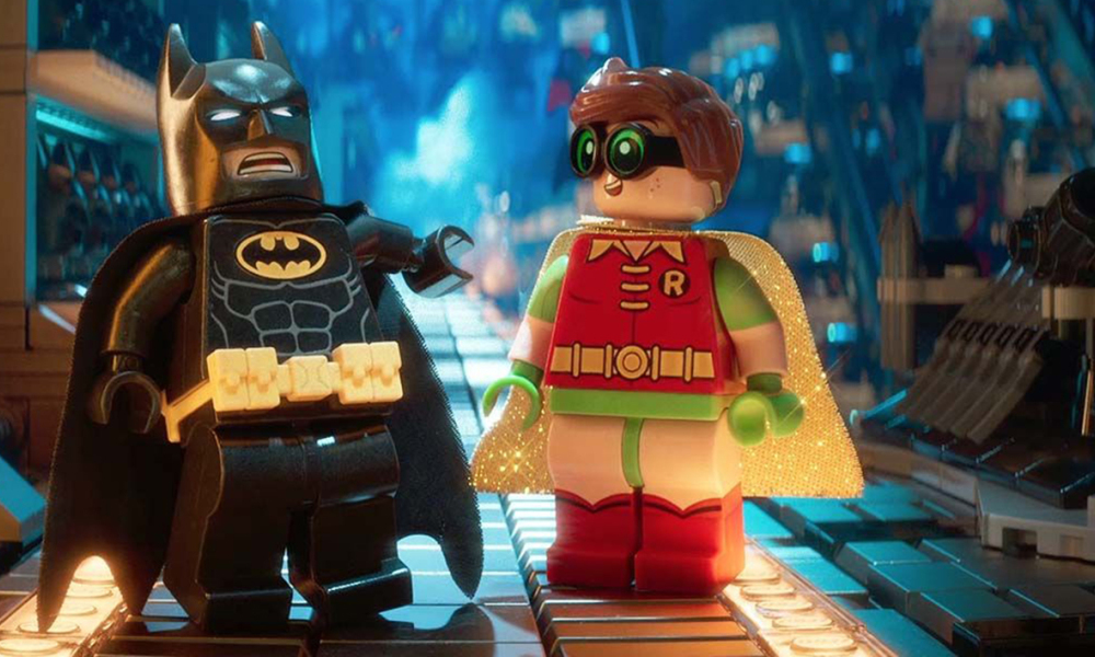Le film Lego Batman cartonne au box-office américain