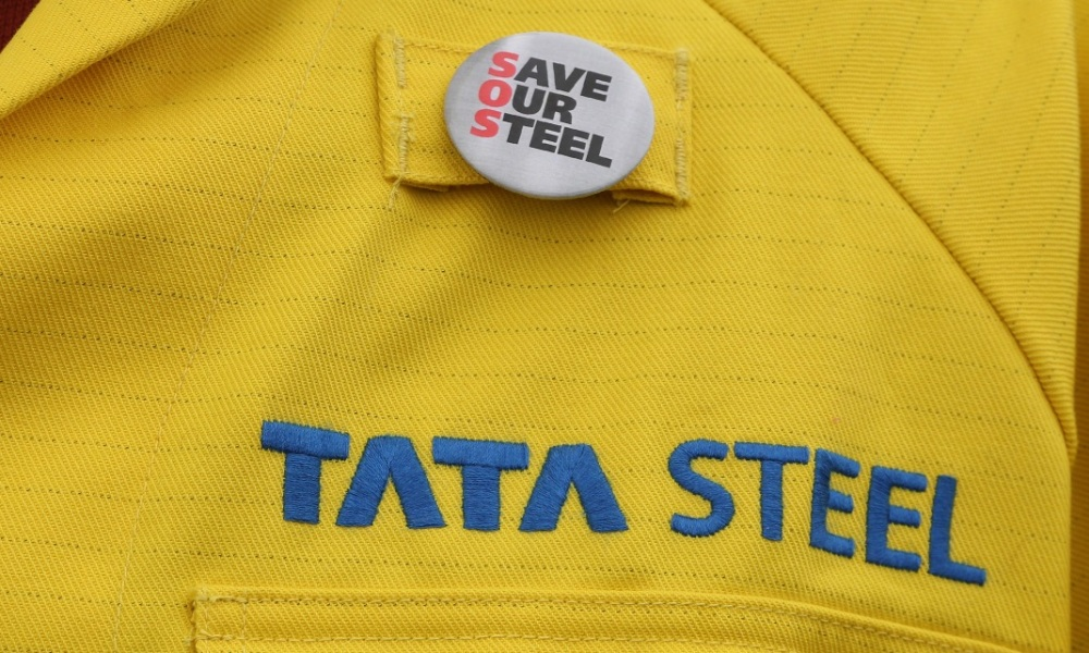 Tata Steel veut fermer des usines en Europe.