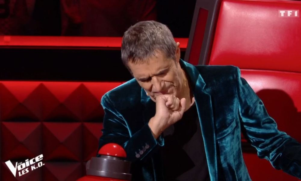 Julien Clerc dans The Voice