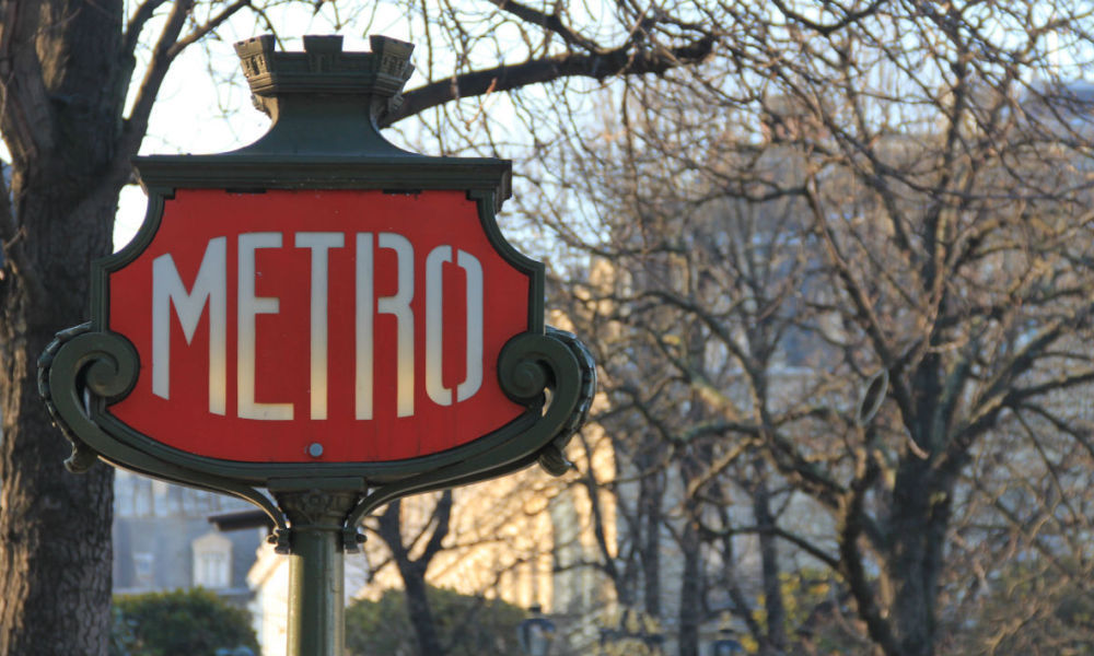 Le métro parisien. Photo d'illustration - Flickr / Daniel X. O'Neil