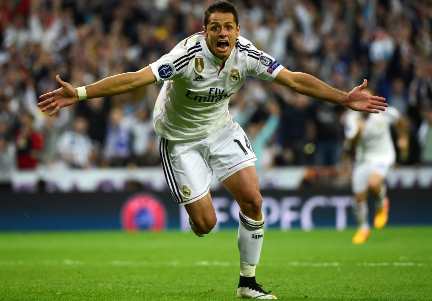 Real Madrid : Chicharito « gagne en confiance »