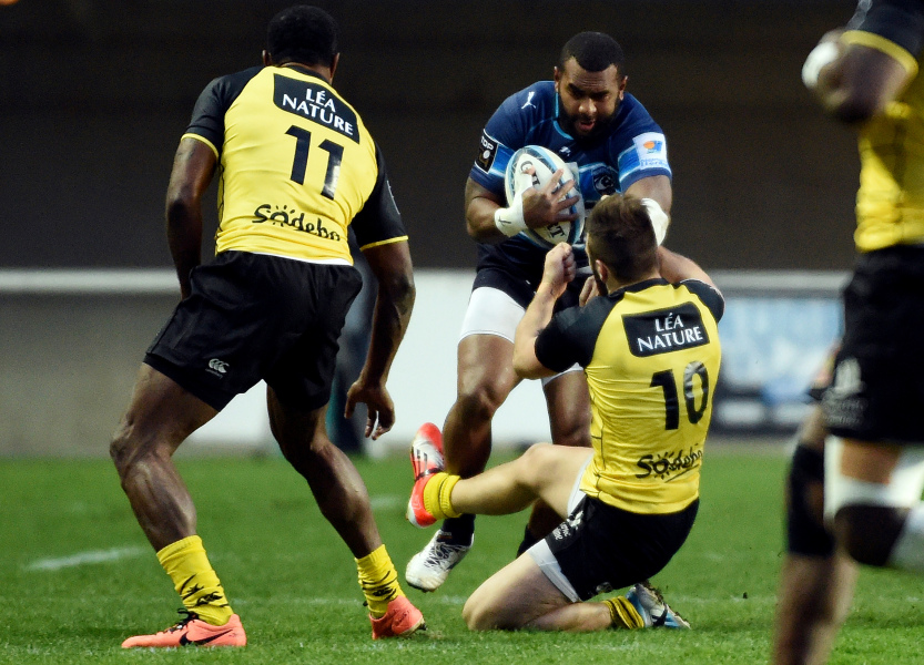 Montpellier : Nagusa out six semaines