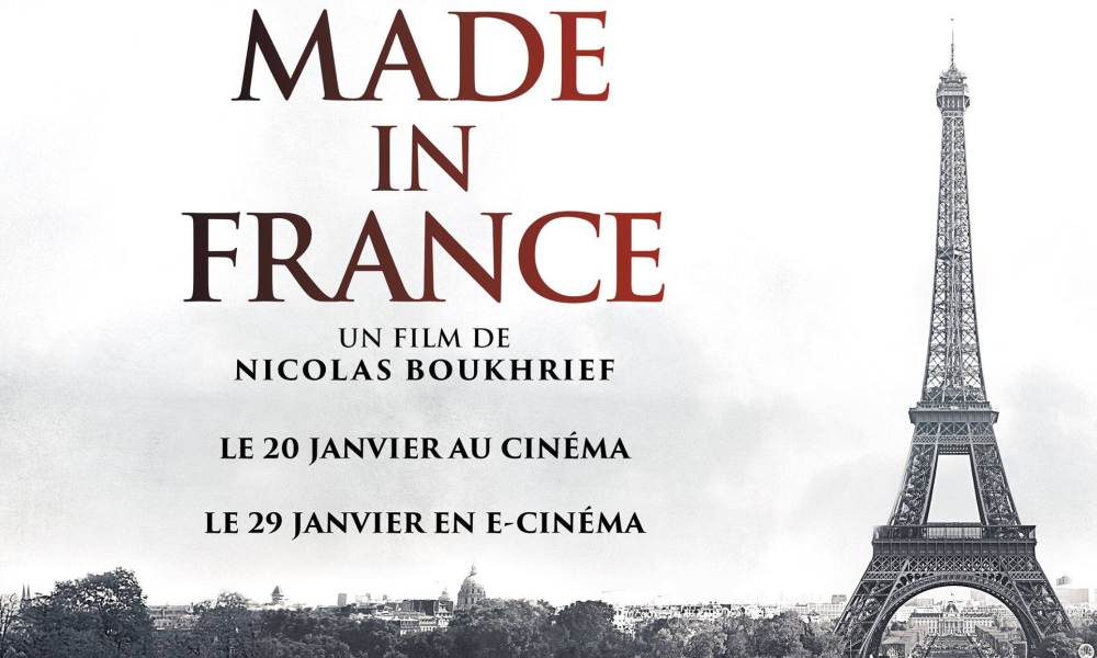 L'affiche du film Made In France