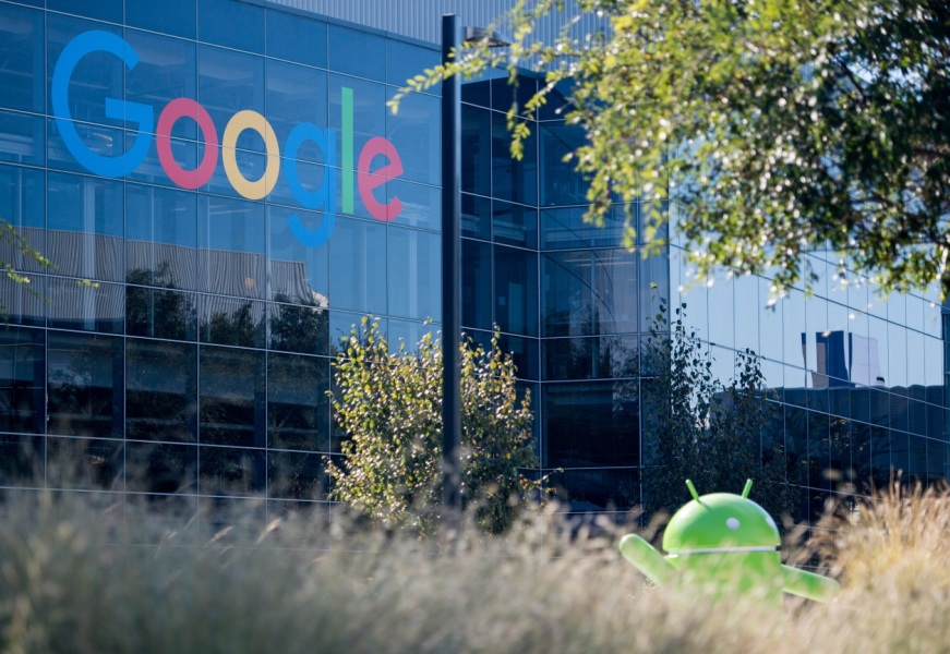 Google conteste un redressement fiscal de plus d'un milliard d'euros en France.