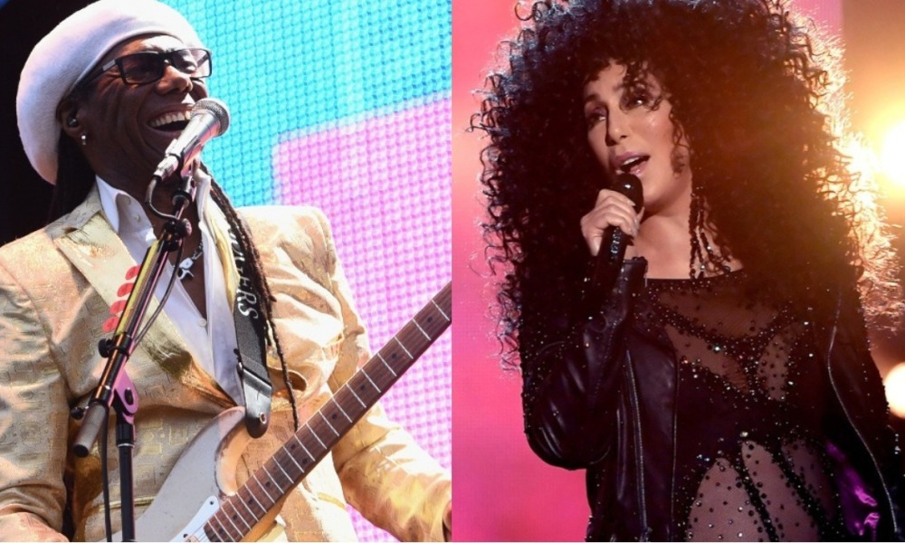 Nile Rodgers et Cher
