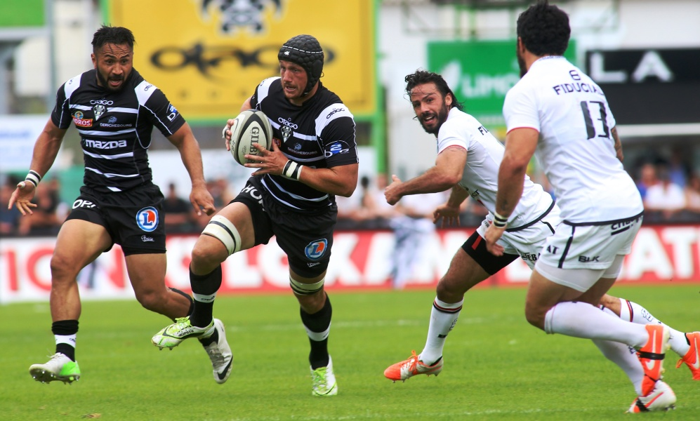 Top 14 : Brive fait tomber Toulouse !