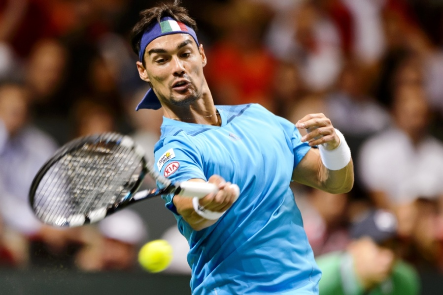 Barcelone : Fognini s'offre Nadal
