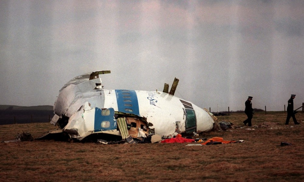 Attentat de Lockerbie - Ecosse 21 décembre 1988