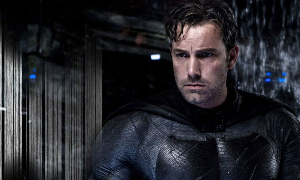 Ben Affleck dans le costume de Batman