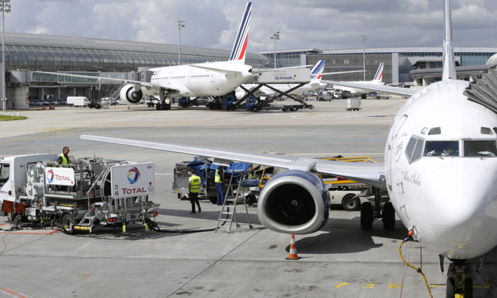 Des avions sur le tarmac de l'aéroport Roissy Charles-de-Gaulle. (Photo d'illustration)
