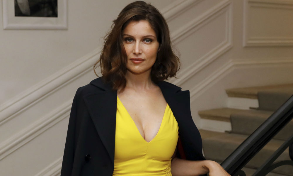 Laetitia Casta à Paris en 2016 -