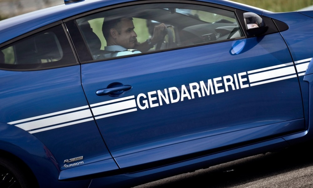 Voiture de gendarmerie (Photo d'illustration)