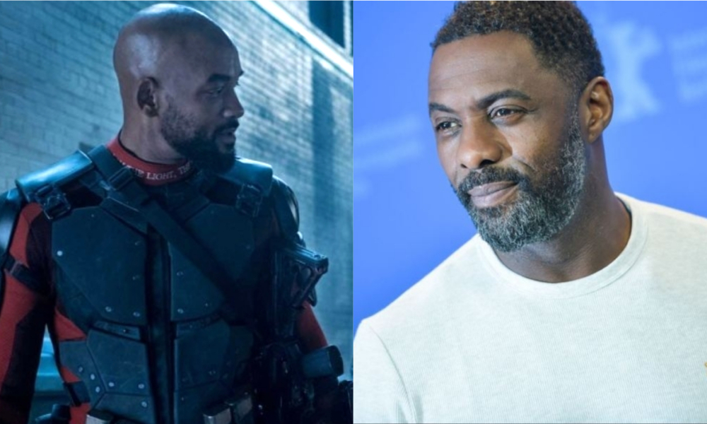 Will Smith dans Suicide Squad - Idris Elba