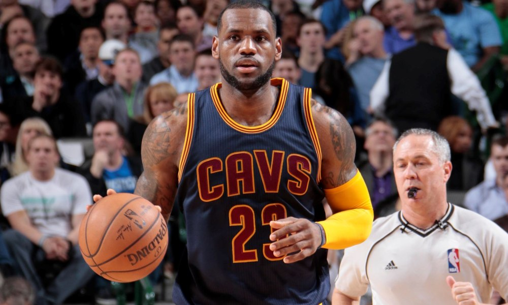 NBA : Cleveland humilie Dallas