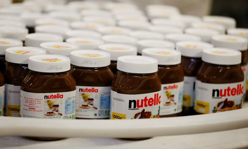 Intermarché menacé de sanctions — Nutella