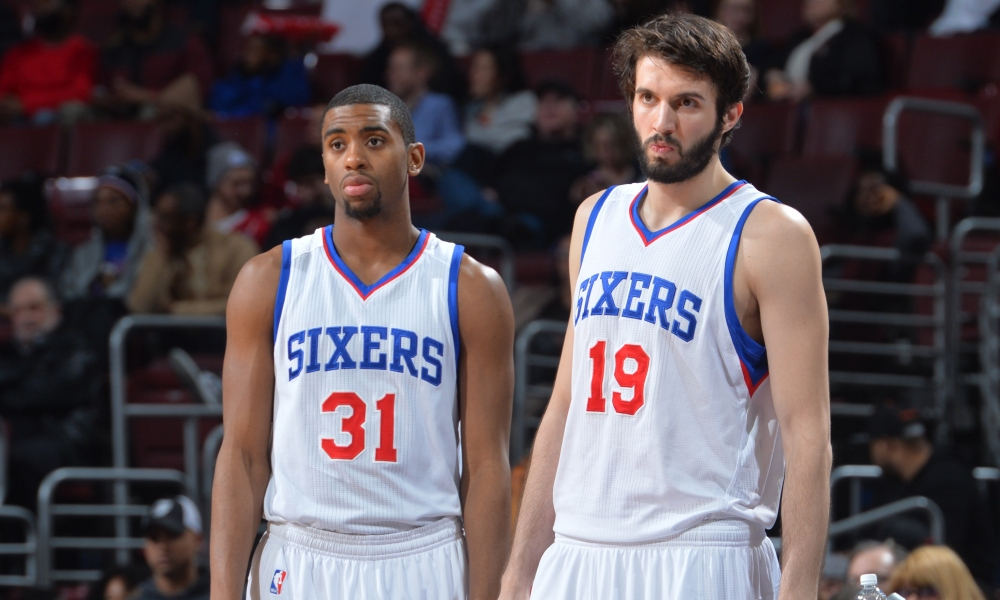 Hollis Thompson et Furkan Aldemir