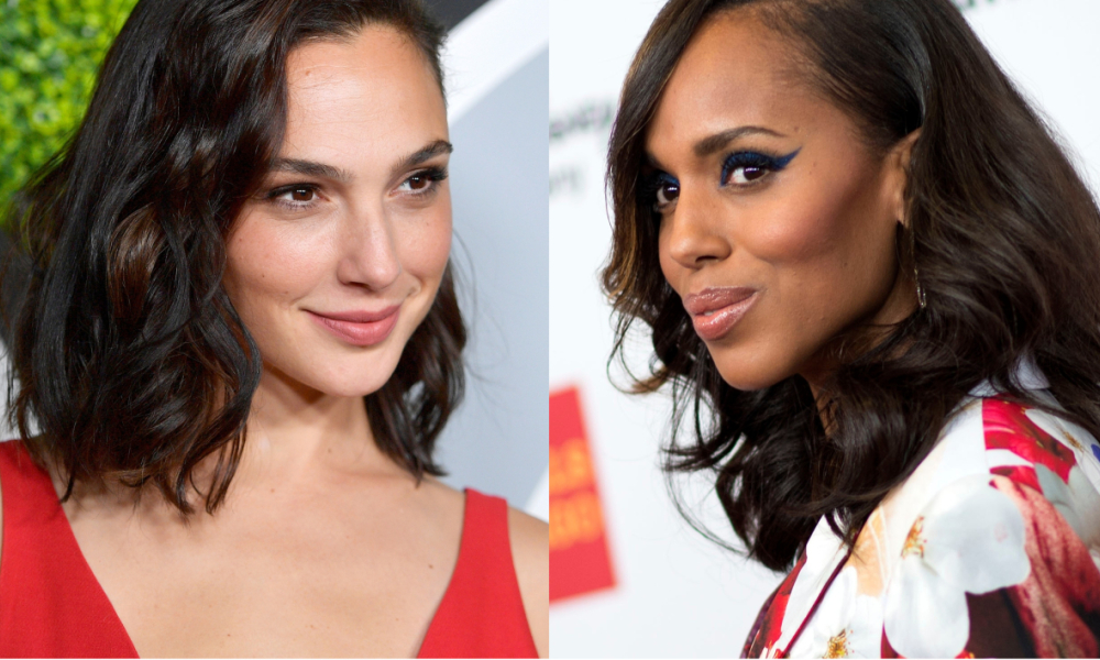 Gal Gadot et Kerry Washington