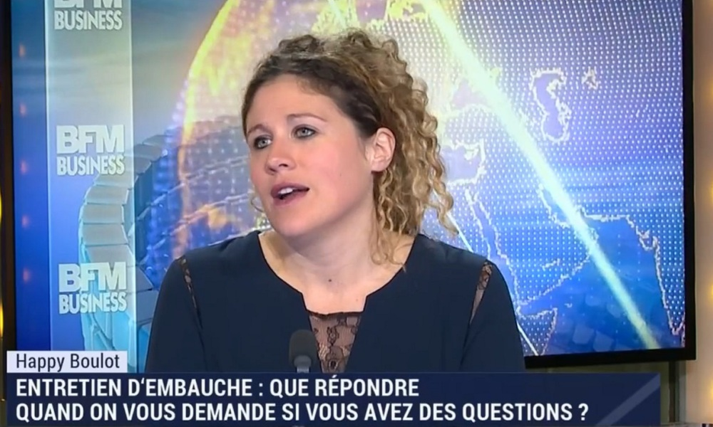 Laure Closier dans sa chronique Happy Boulot