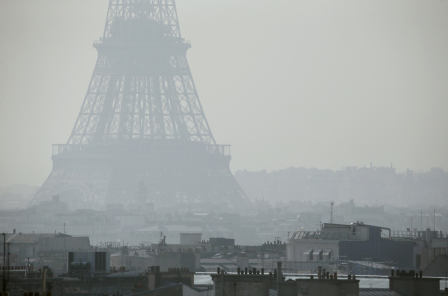A cause du pic de pollution, la mairie de Paris demande au préfet de police de prendre des mesures en matière de circulation. (Photo d'illustration)