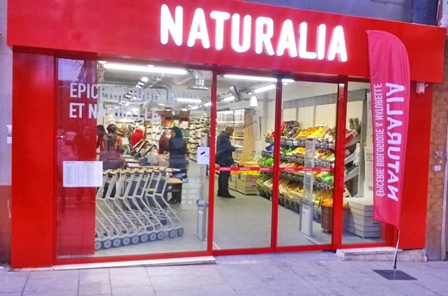 magasin naturalia