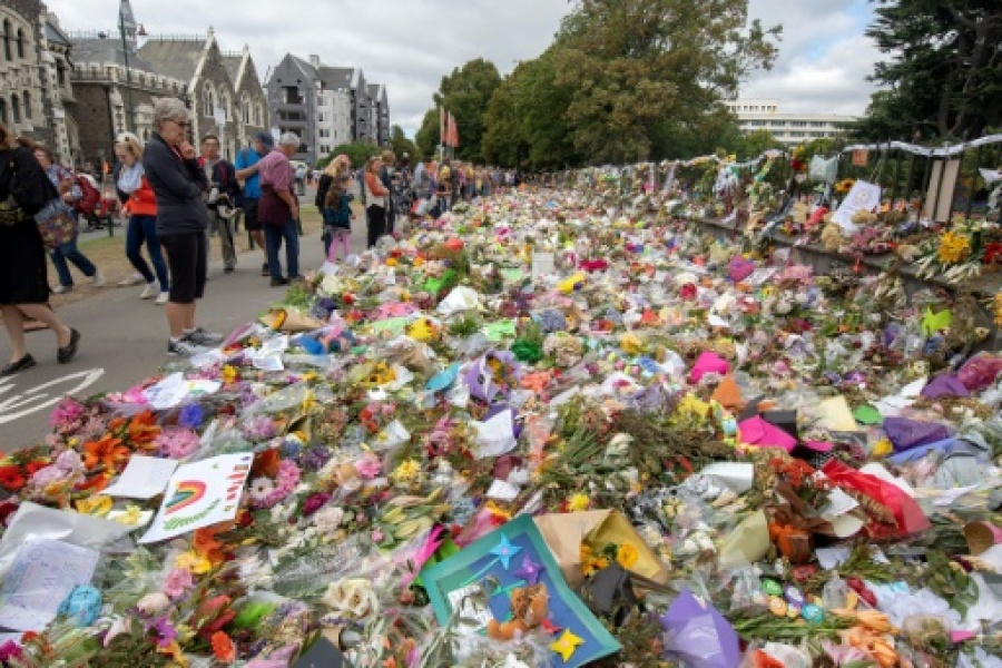 The massacre has shocked New Zealand, and been met with an outpouring of support the country's small Muslim community