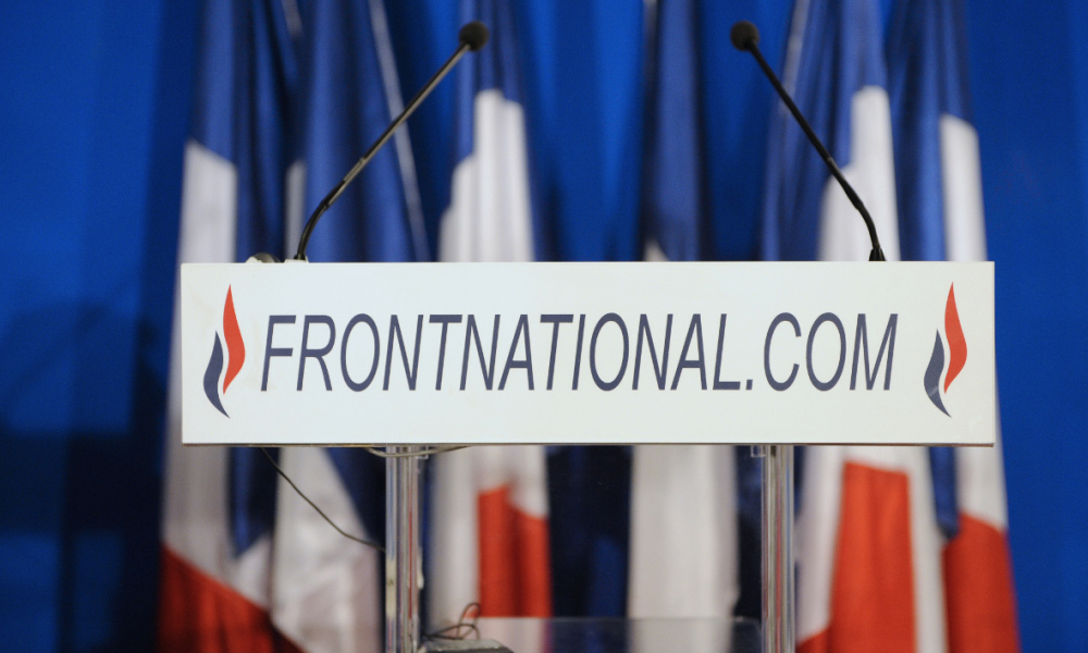 Les instances disciplinaires du Front national pourront décider de son exclusion