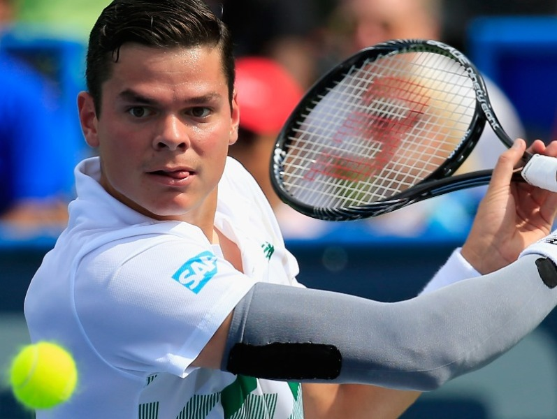 US Open : Raonic a dû s'employer