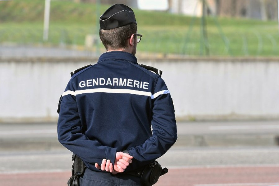 Illustration gendarmes