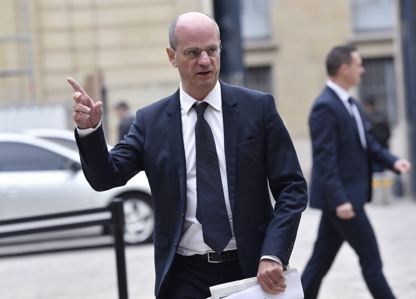 Jean-Michel Blanquer, ministre de l'Éducation nationale
