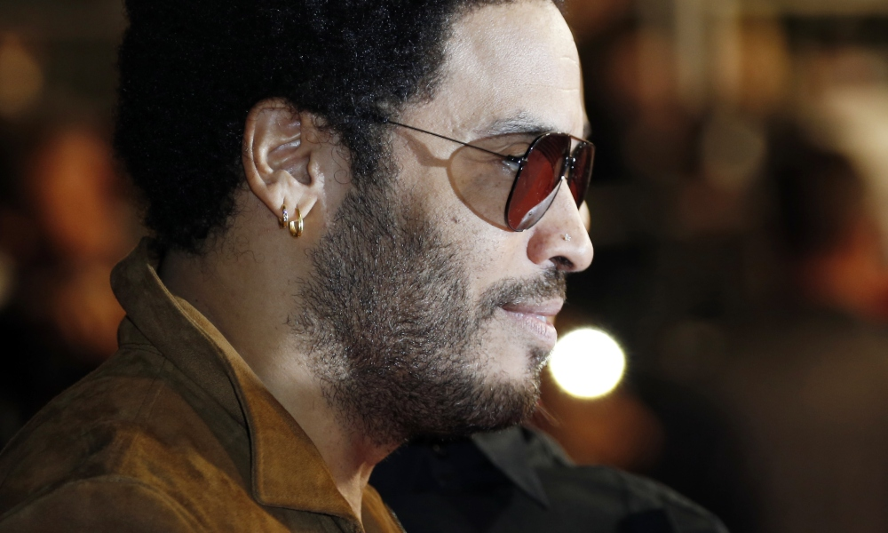 Super Bowl : Lenny Kravitz avec Katy Perry