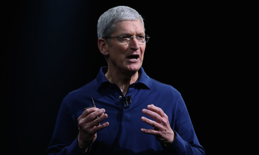 Tim Cook défend les schémas d'optimisation fiscale