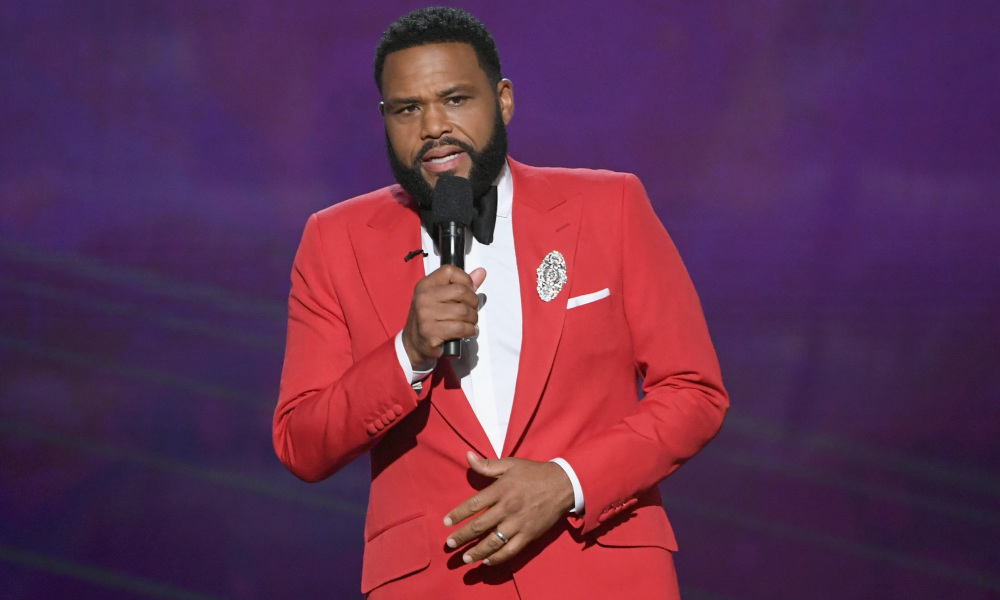 Anthony Anderson le 25 juin 2018