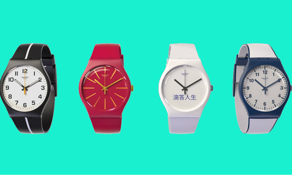 "La montre ""connectée"" de Swatch ne fera pas d'ombre à l'Apple Watch"