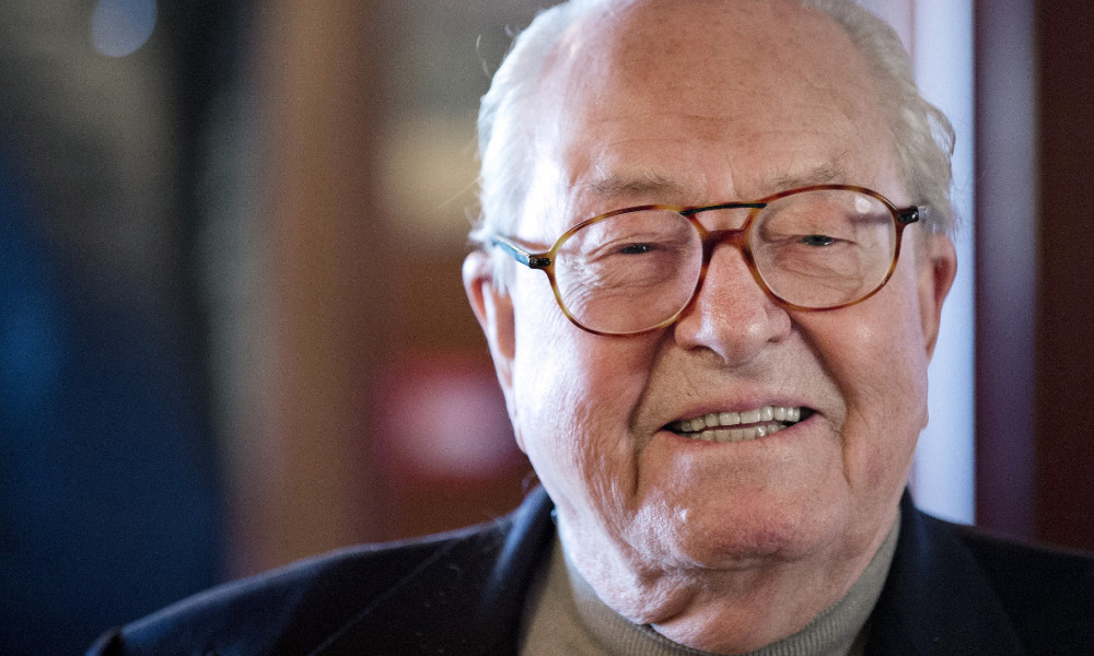 Jean- Marie le Pen - Front national