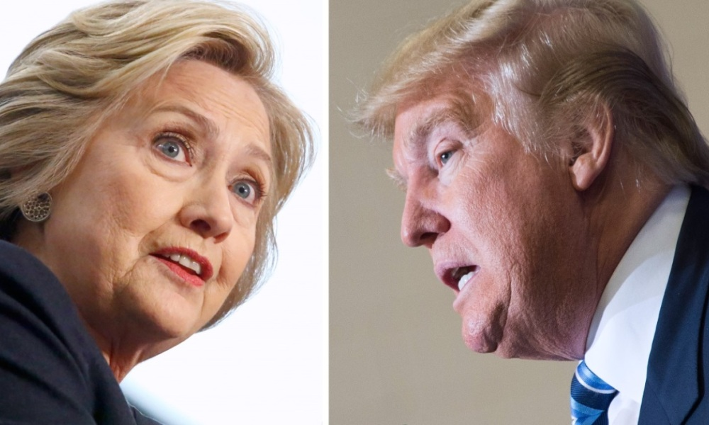 Hillary Clinton et Donald Trump s'accusent mutuellement de racisme
