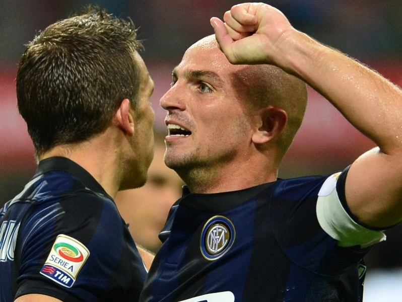 Cambiasso signe à Leicester