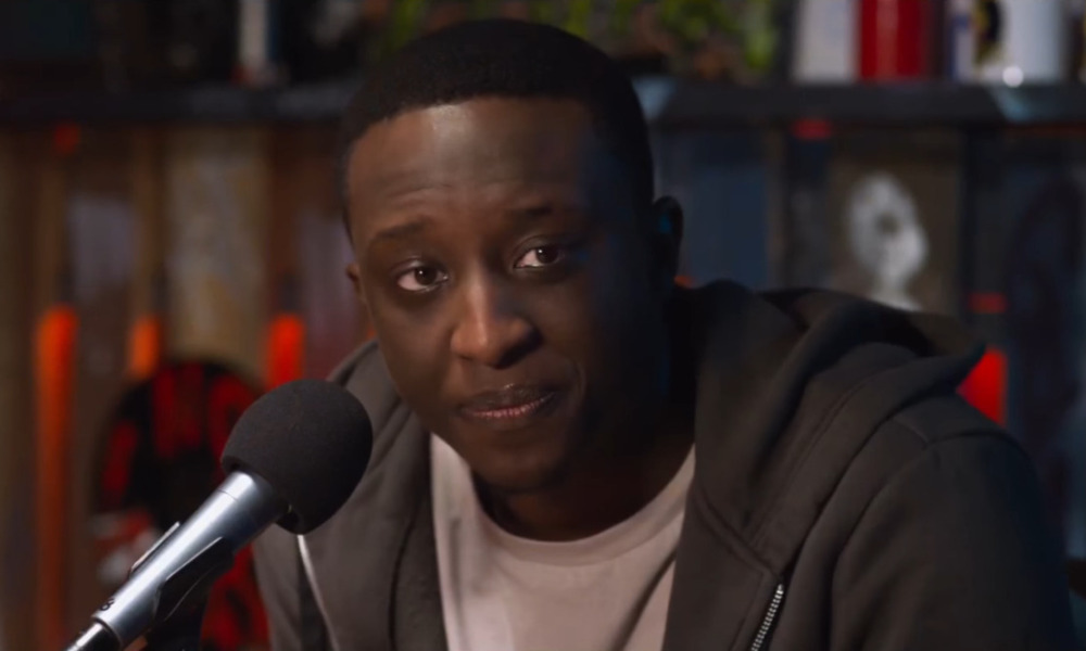 ahmed sylla  star de la future s u00e9rie access sur c8