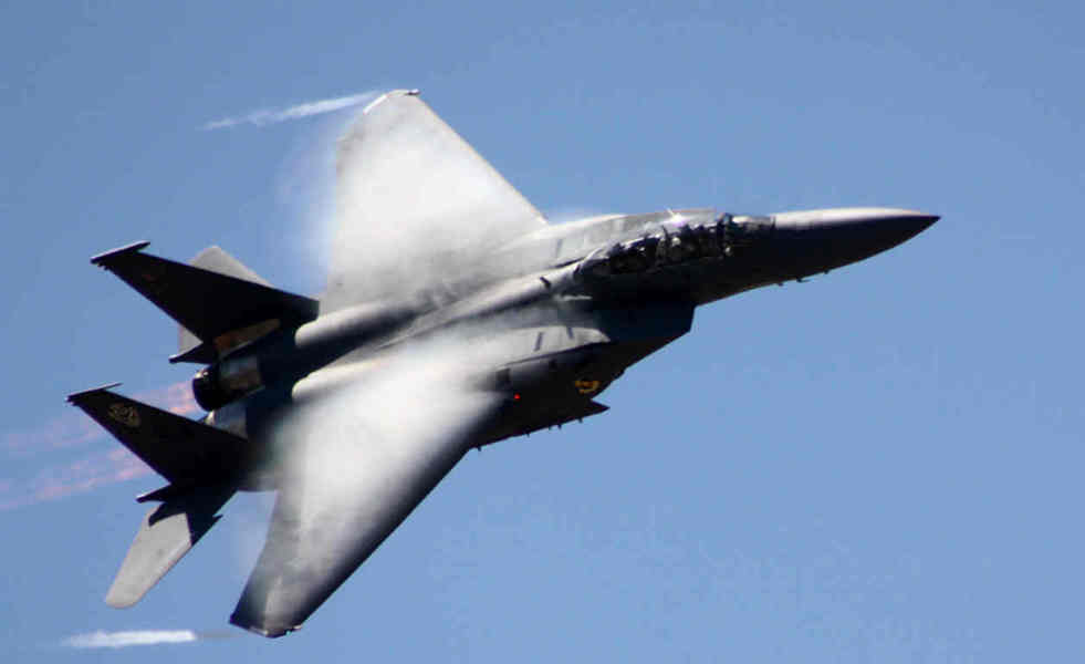 Un F15 américain (photo d'illustration)