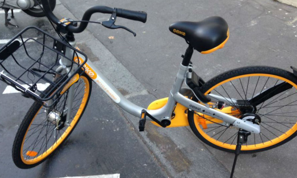 Obike entre dans la course au v lo en libre service paris for Au garage a velo paris