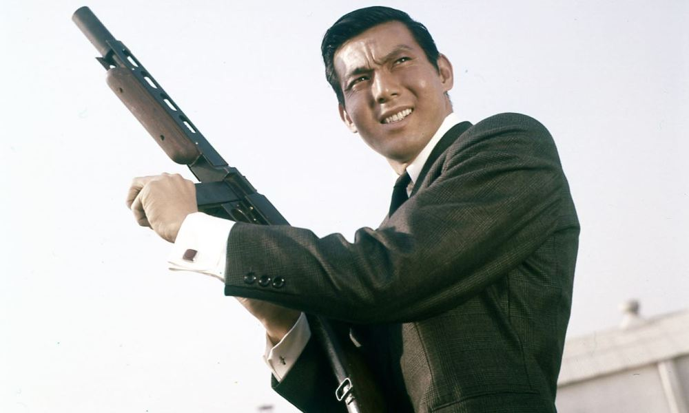 L'acteur Joe Shishido