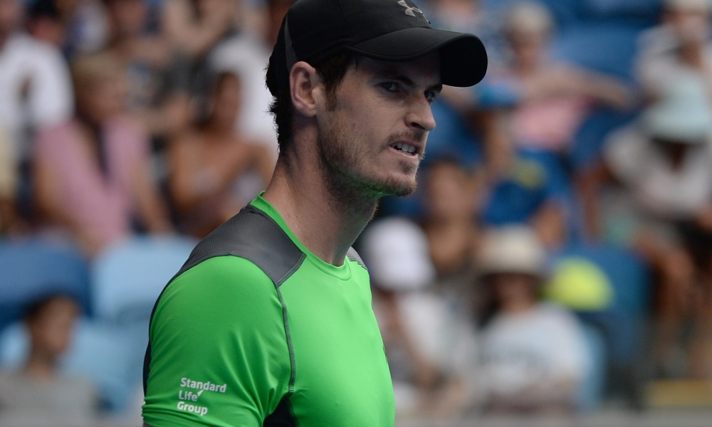 Indian Wells : Murray trop fort pour Mannarino