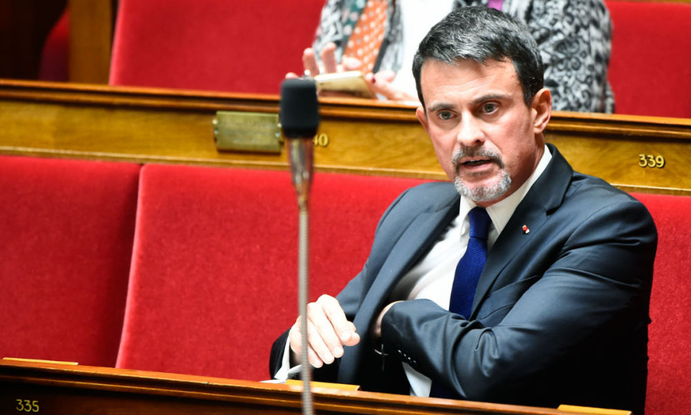 Le conseil constitutionnel valide l'élection de Valls