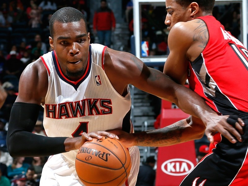 NBA : Atlanta écrase Brooklyn mais perd Millsap