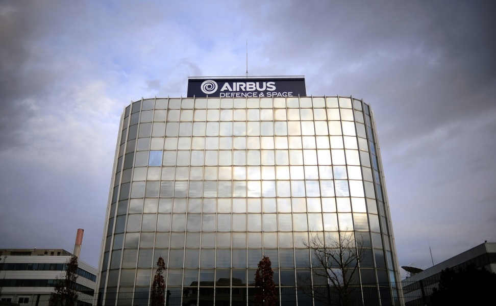 Airbus Group vend 1,38 million d'actions.