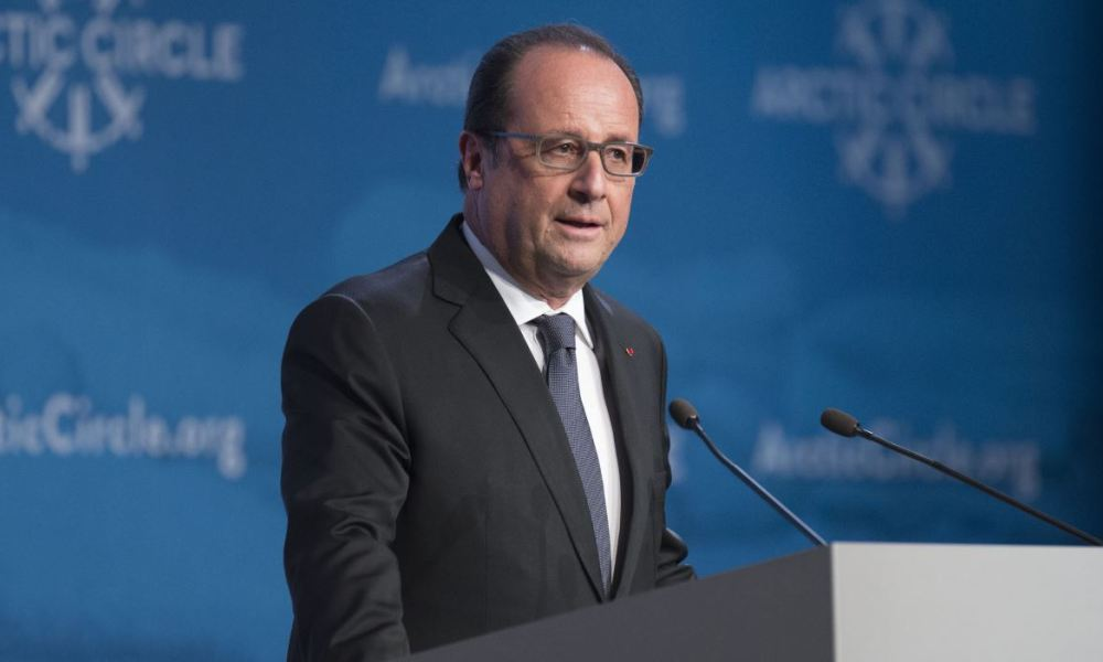 François Hollande a appelé Air France au dialogue social