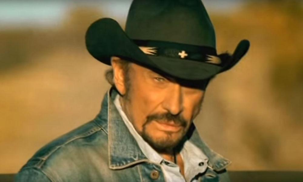 Star Quand La Une Publicité Video Johnny Hallyday En Était De RjA3Lc54q