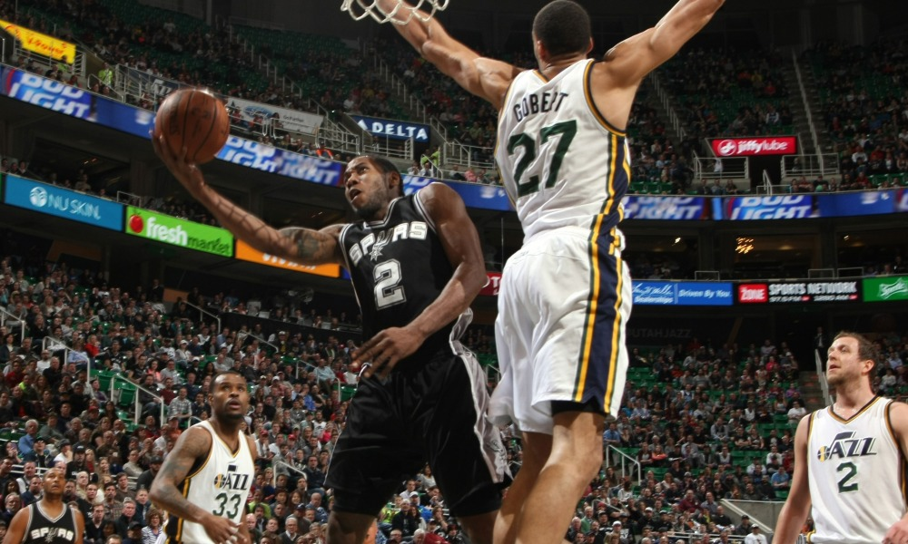 NBA : Gobert enfonce San Antonio