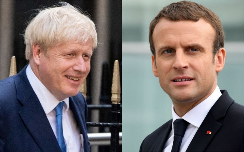 Brexit: rencontre entre Johnson et Macron sans «filet de sécurité»