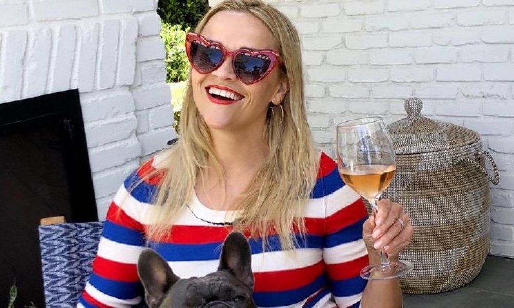 Reese Witherspoon félicite les Bleus